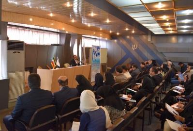 برگزاری دوره آموزشی داوری مقدماتی با حضور جمعی از وکلا و قضات و دانشجویان