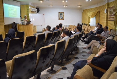 برگزاری دوره آموزشی مدیریت ریسک در تجارت خارجی و آشنایی با خدمات صندوق ضمانت صادرات