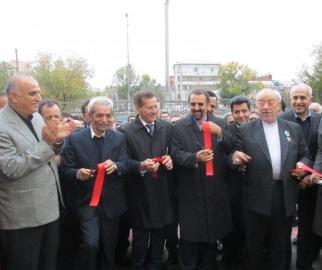 افتتاح سرای تجاری ایرانیان در آستراخان روسیه