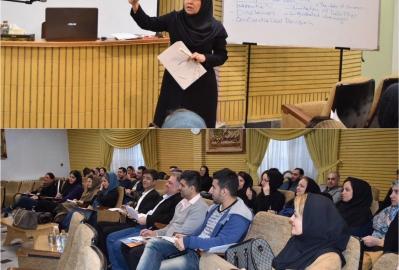 کارگاه آموزشی نحوه نگارش قراردادهای تجاری به زبان انگلیسی